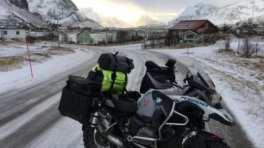 Expédition Hivernale Cap Nord en BMW R 1200 GS