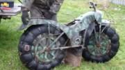 Tarus : la moto moche mais incroyable