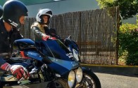 Caméra Feu Rouge : Les filles et la Moto