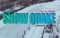 Le Snow Quake avec Nuques
