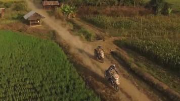 Off road trip moto de fou en Thaïlande ►Vlolog # 005
