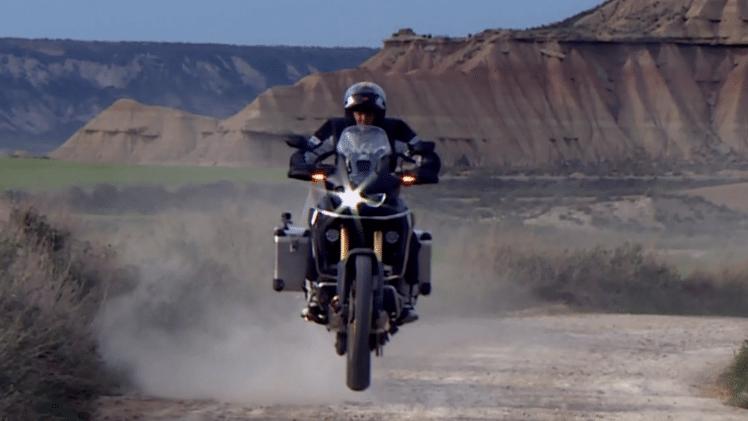 Essai Honda Africa Twin CRF 1000