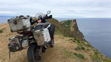 TRAVERSÉE DE LA SIBÉRIE A MOTO ► 12.000 km ► 2/5