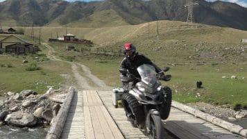 TRAVERSÉE DE LA SIBÉRIE A MOTO ► 12.000 km ►1/5