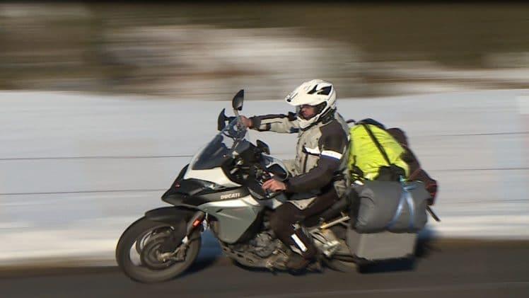 ROAD TRIP HIVERNAL 3/3   ► DUCATI MULTISTRADA 1200