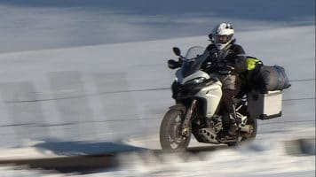 ROAD TRIP HIVERNAL 1/3   ► DUCATI MULTISTRADA 1200