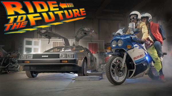 RIDE TO THE FUTURE  ►  TEST CARDO SCALA PACK TALK