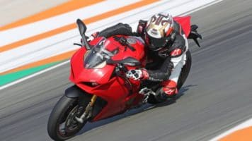ESSAI DUCATI V4 PANIGALE ► 226 CH ► NO LIMIT !