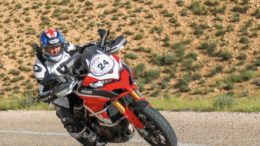 MOTO TOUR TUNISIE ► DUCATI PIKES PEAK  ► EPISODE 1