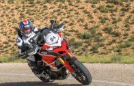 MOTO TOUR SERIES TUNISIE ► DUCATI 1260 PIKES PEAK ► FAIRE MENTIR LA SCIENCE