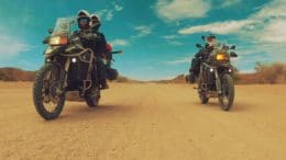 ROAD TRIP NAMIBIE 1/2   ► BMW F 800 GS ADVENTURE